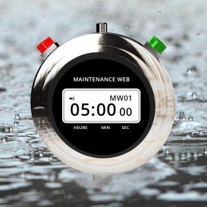 5 heures de maintenance Web