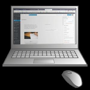Intégration de contenu par Petitclerc Maintenance Web