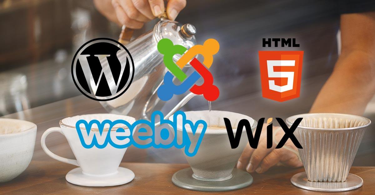 Découvrir mes services d'entretien, refonte et création Web