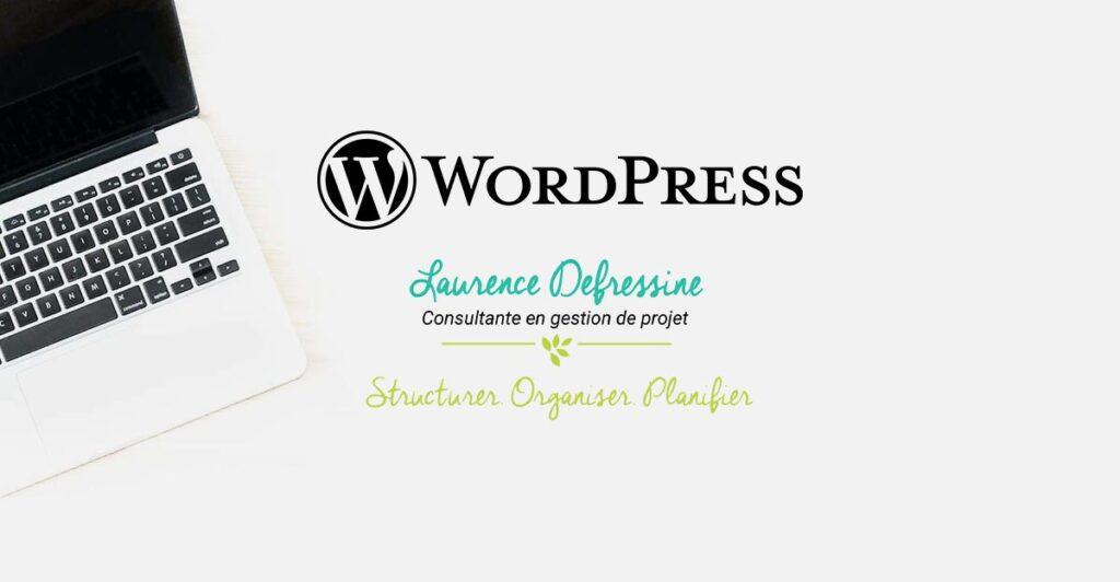 Laurence Defressine - Gestion de projets