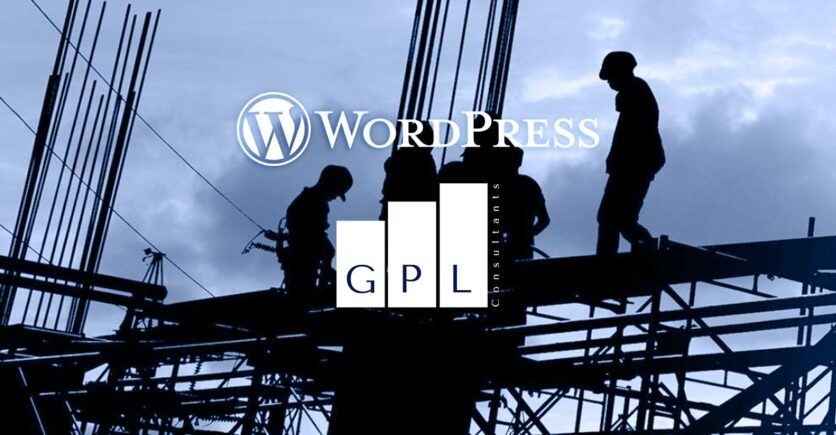 Nouveau site WordPress GPL Consultants