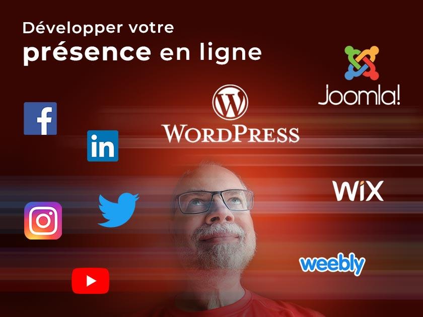 J'offre la maintenance Web à échelle humaine, à l'écoute de vos besoins