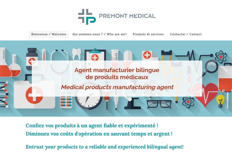 Prémont Médical accueil